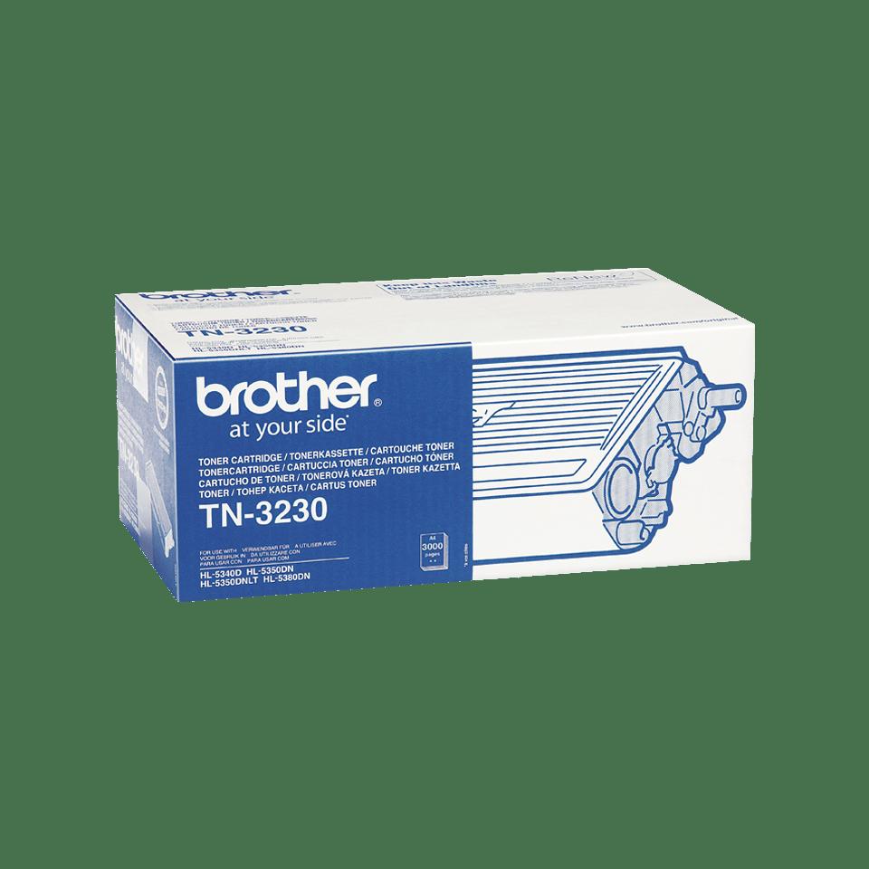 Cartouche de toner TN-3230 Brother originale – Noir 2
