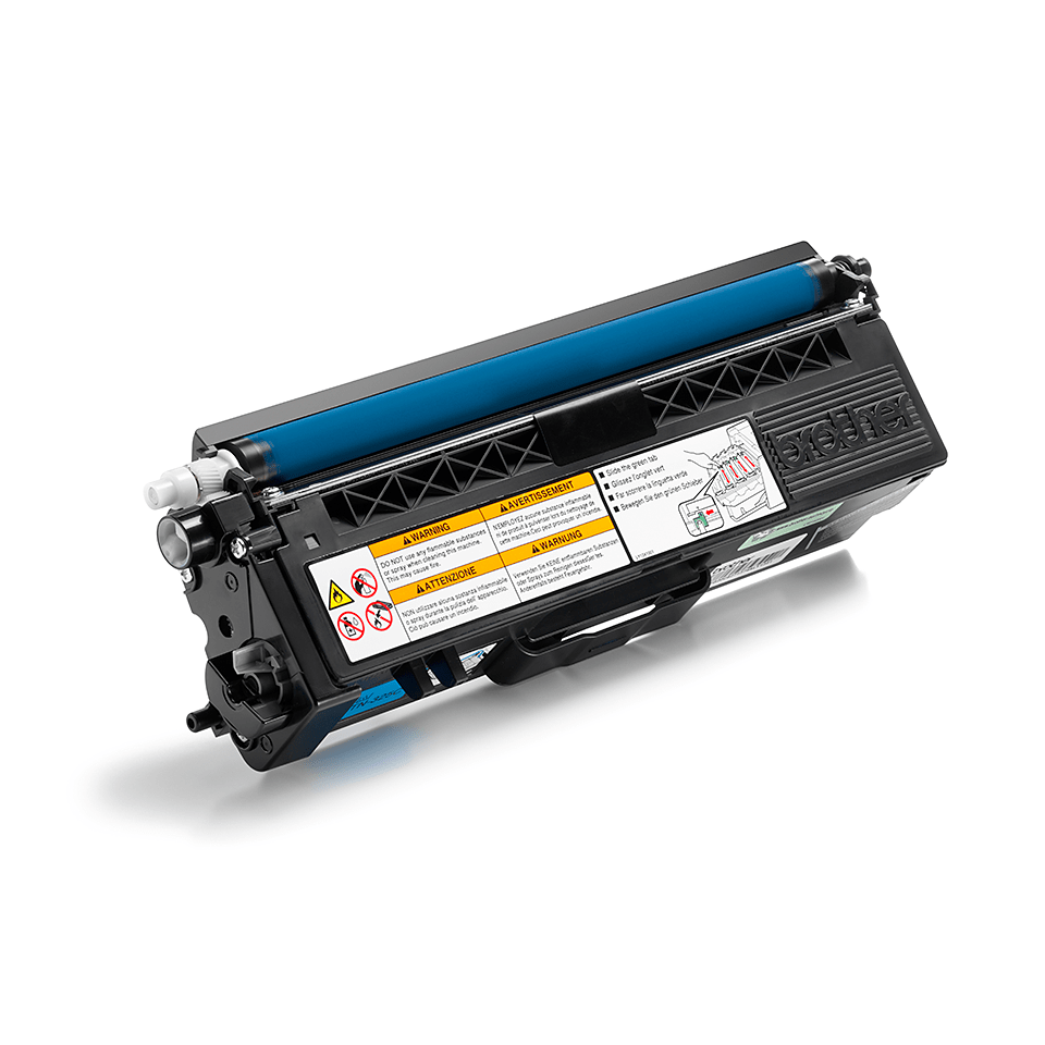 Cartouche de toner TN-325C Brother originale – Cyan