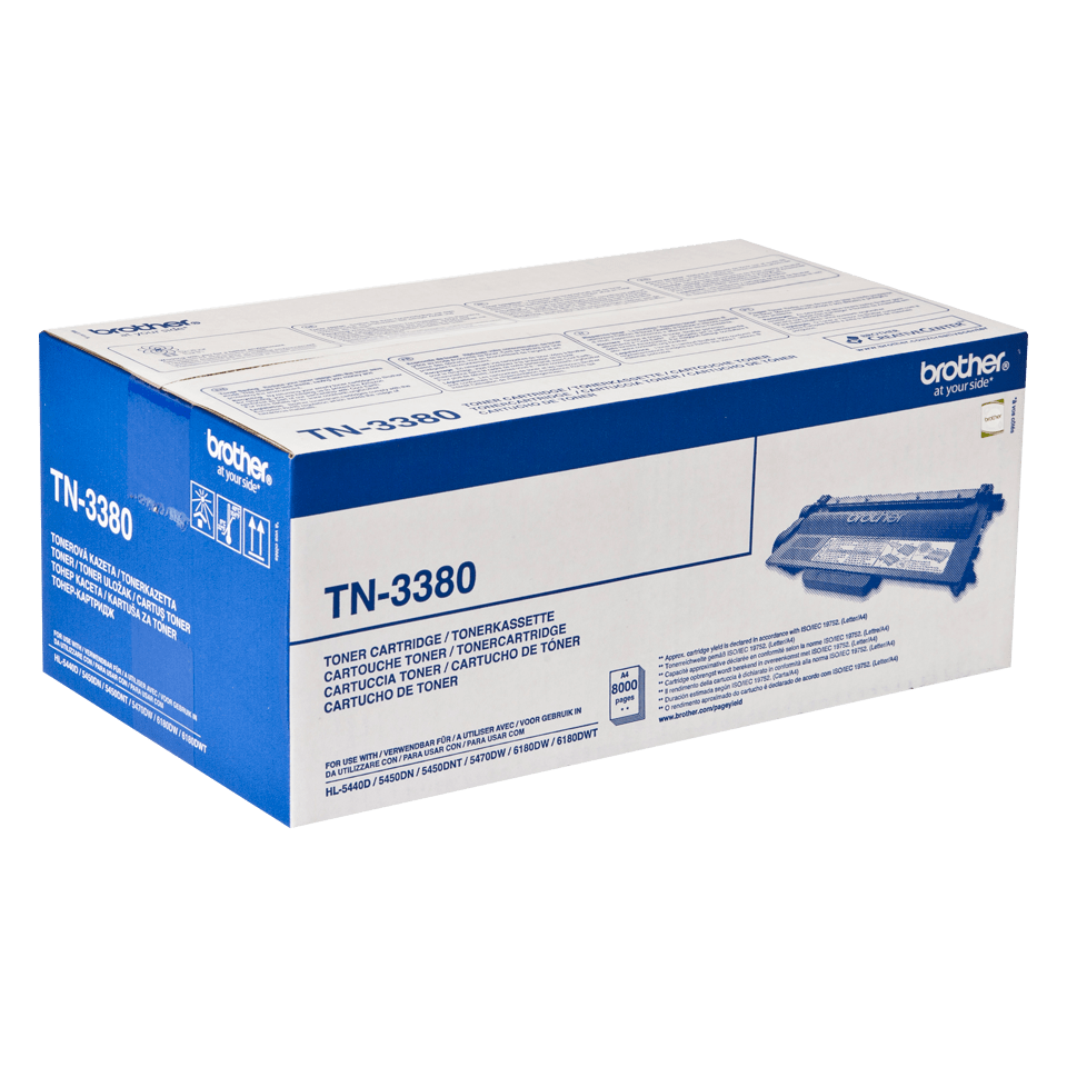 TN-3380 toner noir