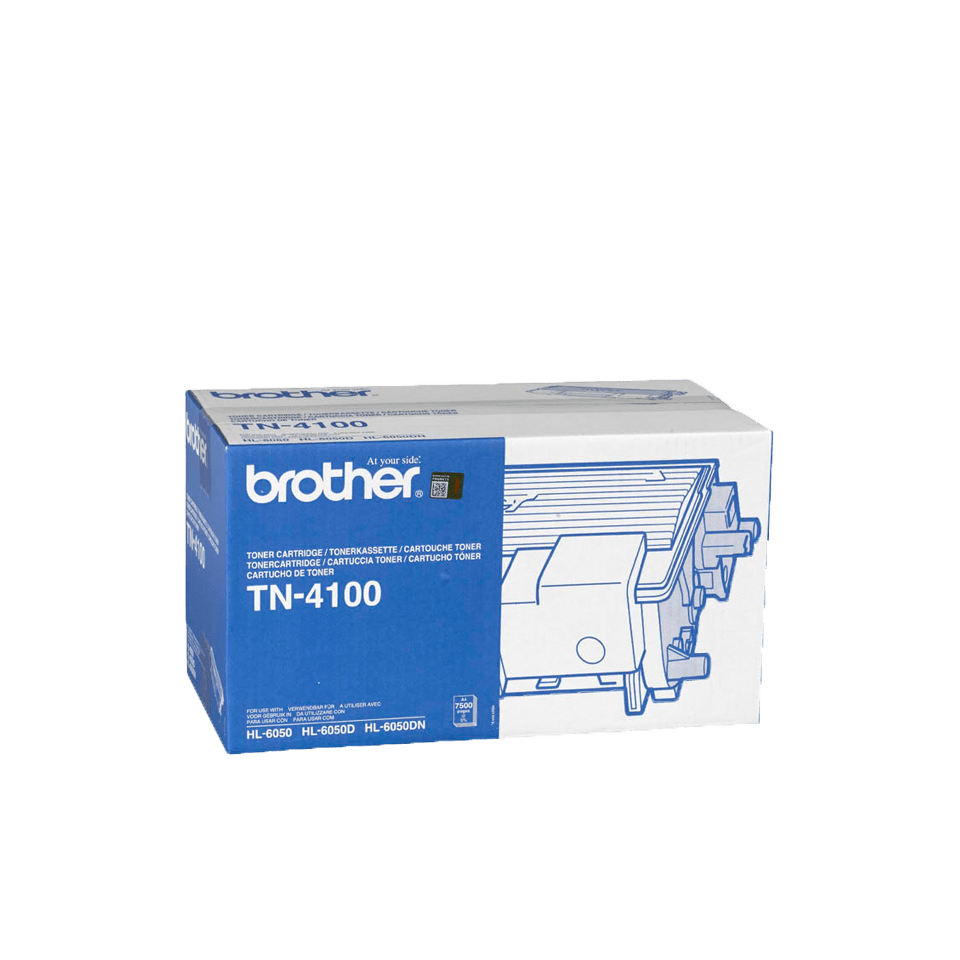 Cartouche de toner TN-4100 Brother originale à haut rendement – Noir