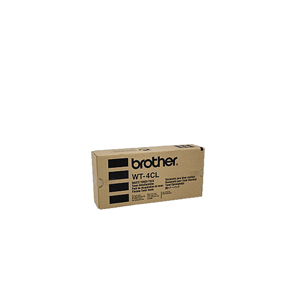 Collecteur de toner usagé WT-4CL Brother original