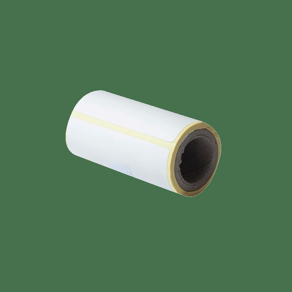 BDE-1J044076-040 - Rouleau d'étiquettes prédécoupées pour imprimante thermique mobile 3 pouces 2