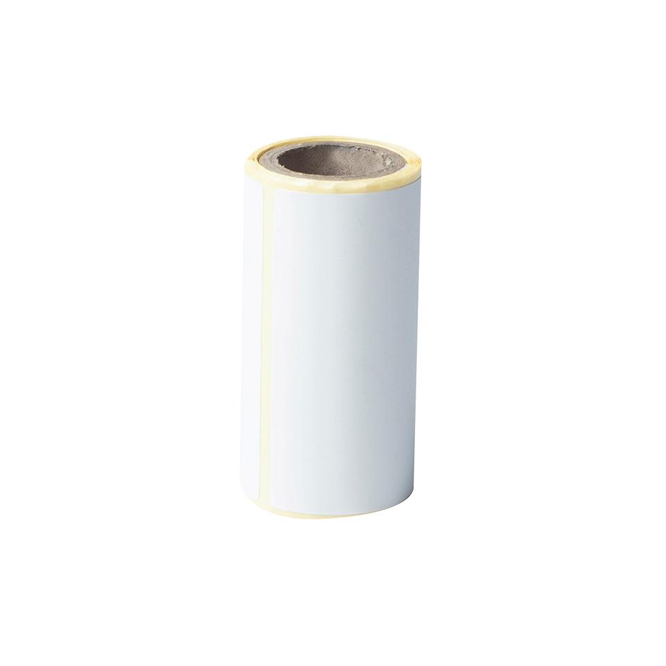 BDE-1J044076-040 - Rouleau d'étiquettes prédécoupées pour imprimante thermique mobile 3 pouces