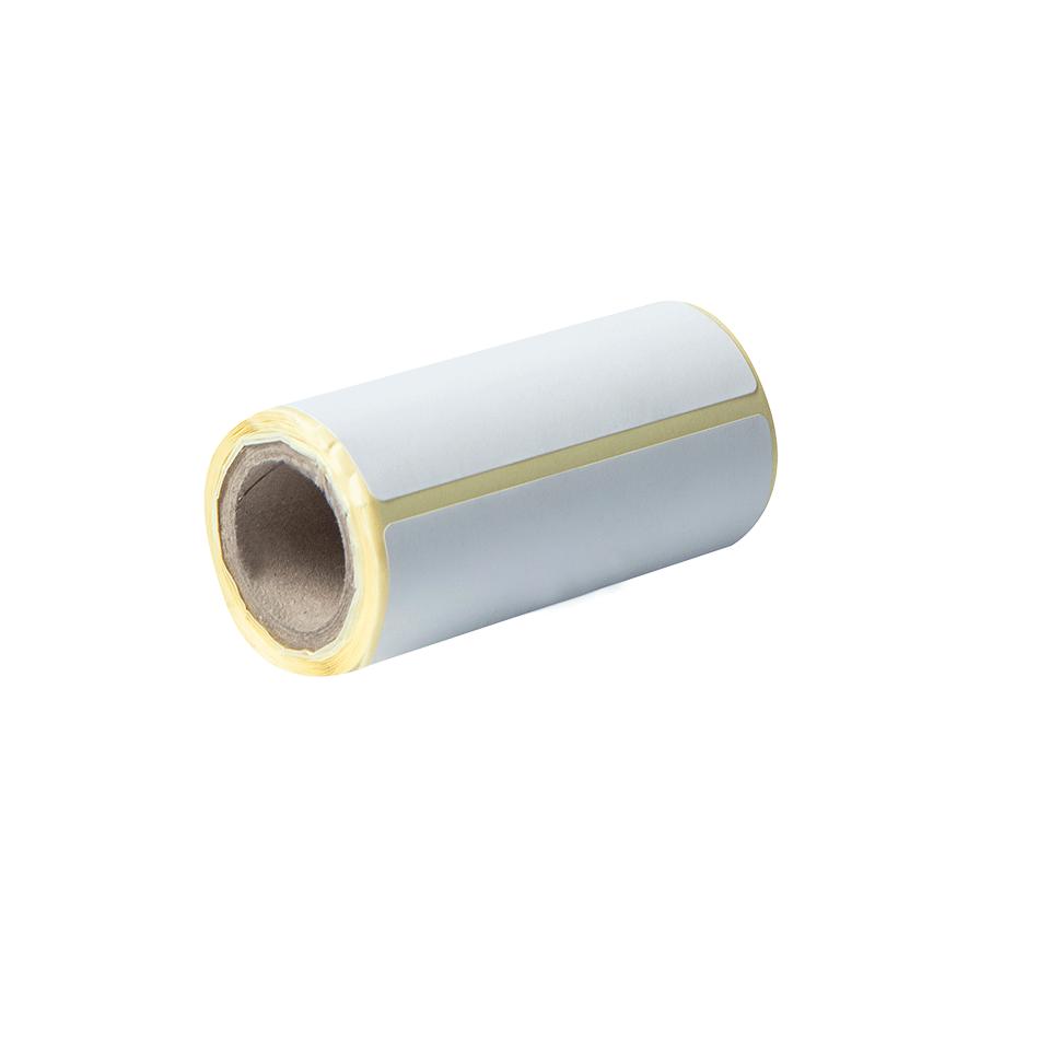 BDE-1J044076-040 - Rouleau d'étiquettes prédécoupées pour imprimante thermique mobile 3 pouces 3