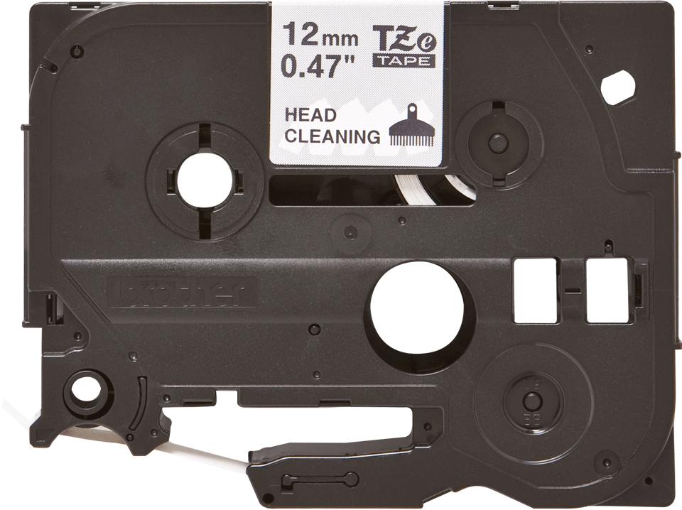 Cassette à ruban pour nettoyage de tête d'impression TZe-CL3 Brother originale – 12mm de large