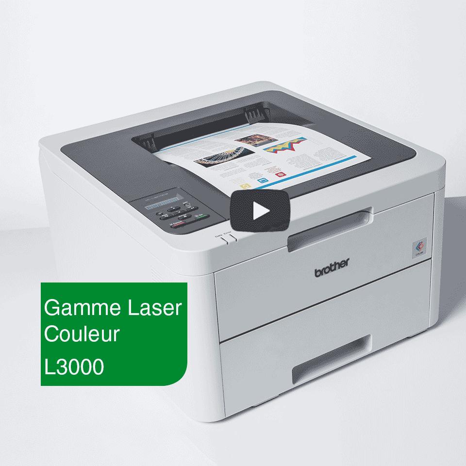 DCP-L3510CDW Imprimante multifonction laser couleur 6