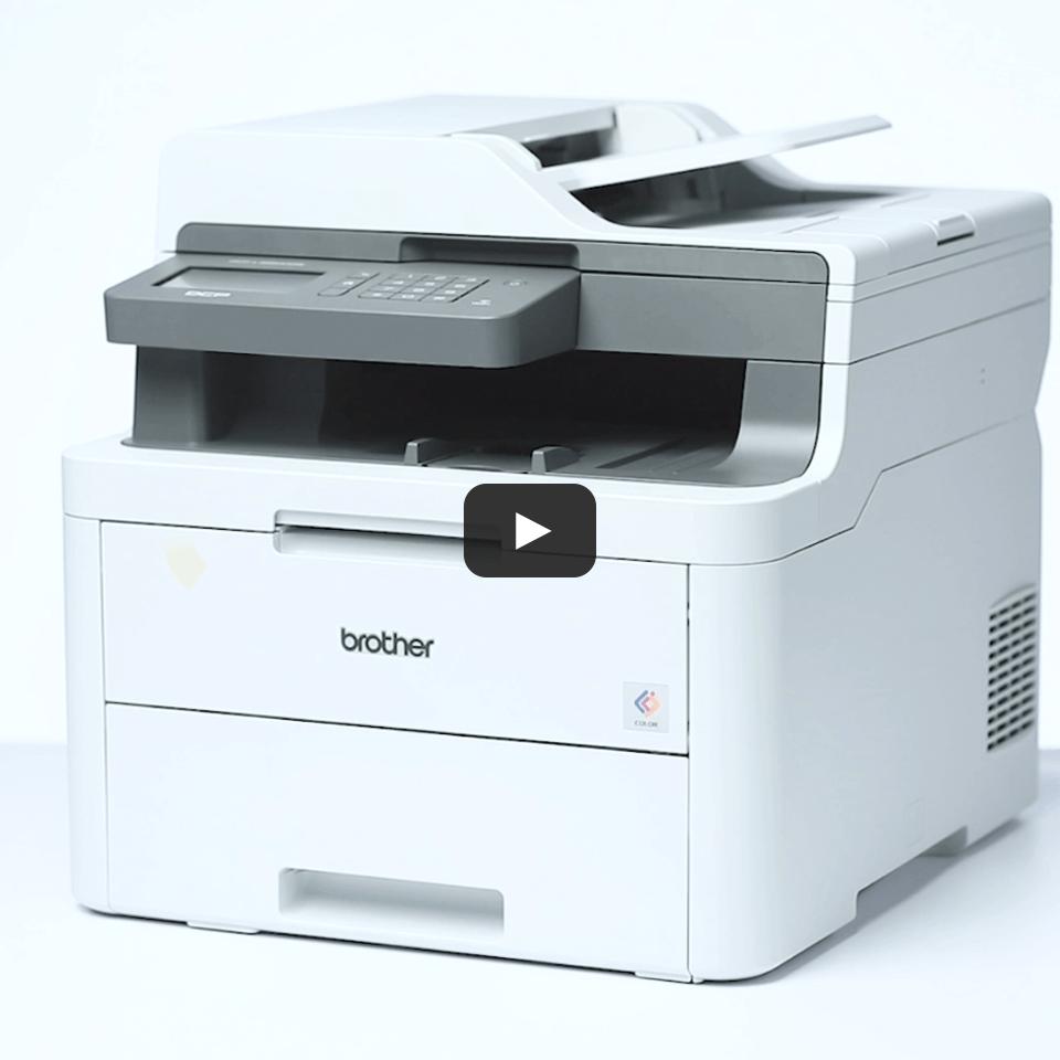 DCP-L3550CDW Imprimante multifonction laser couleur 6