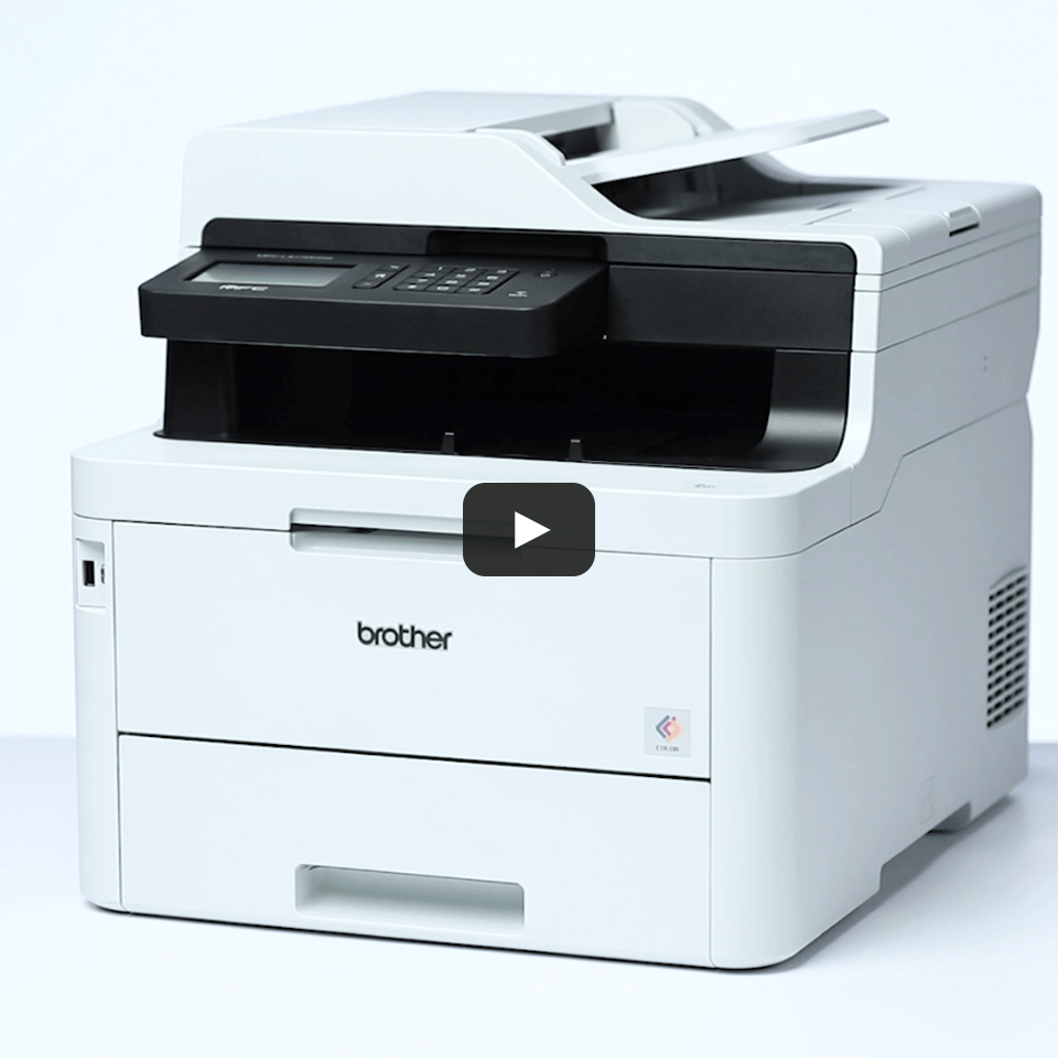 MFC-L3770CDW Imprimante multifonction laser couleur 6