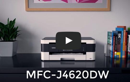MFC-J4620DW 4